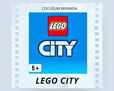 CocugumEkranda-LegoCity